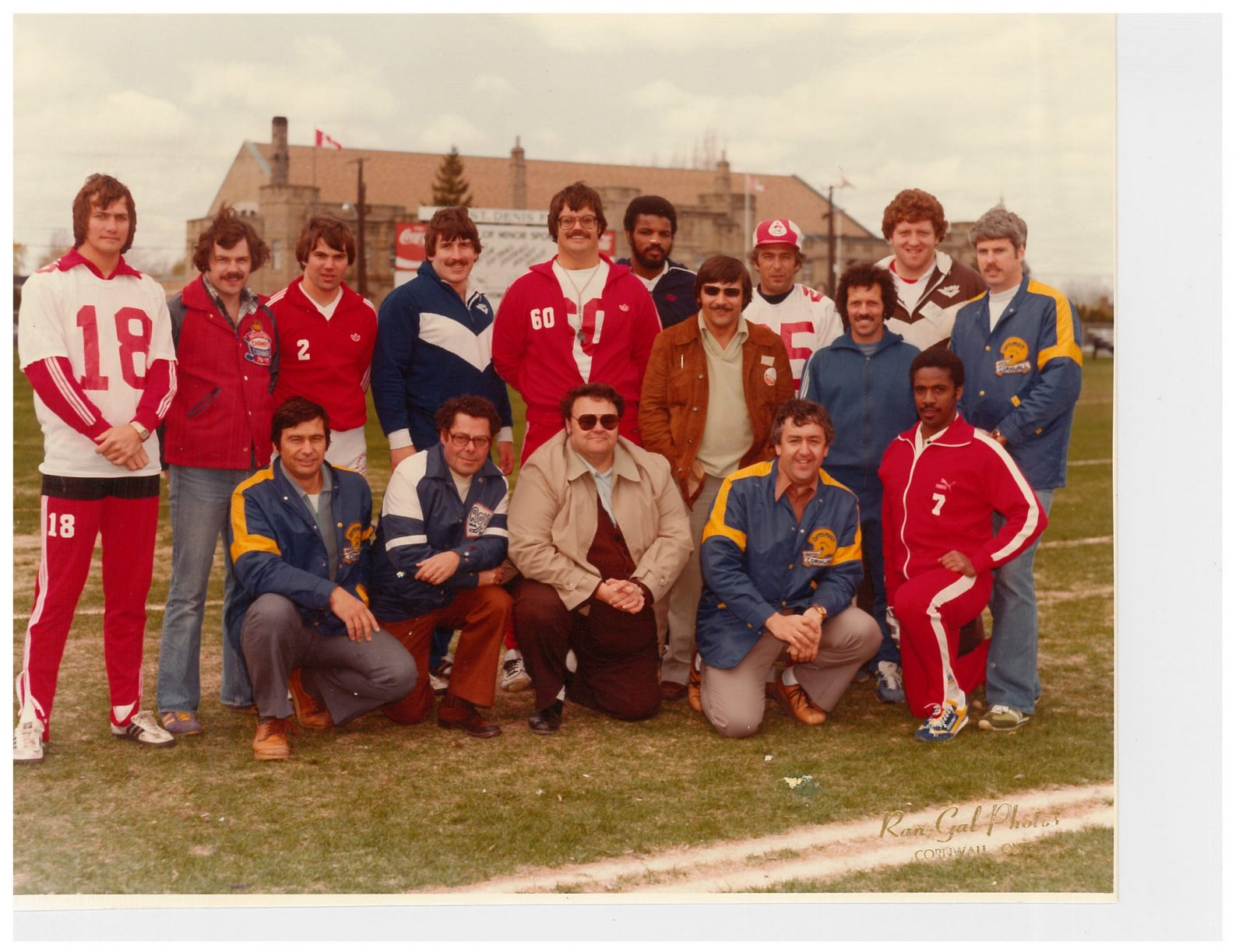 Local Sports History: Cornwall Optimist Football