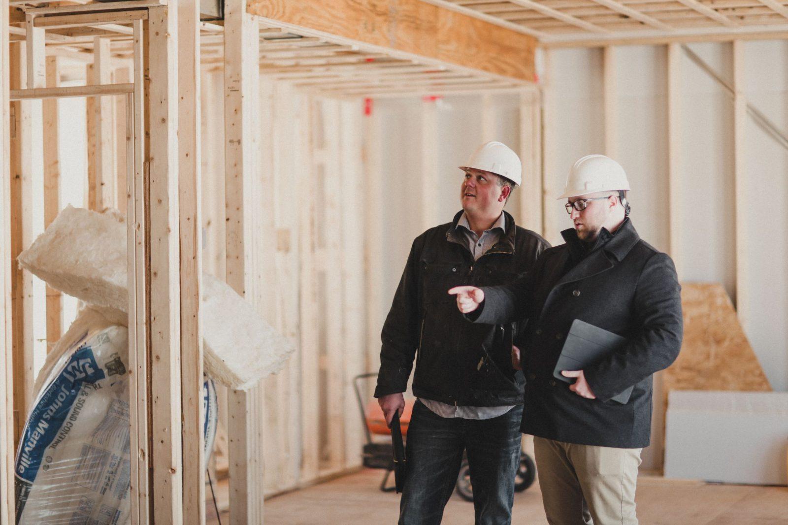 Menard Bros. Remodeled as Menard & Robertson Custom Homes and Renovations