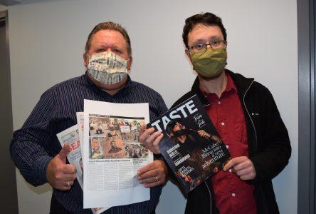 Seaway News takes home six awards