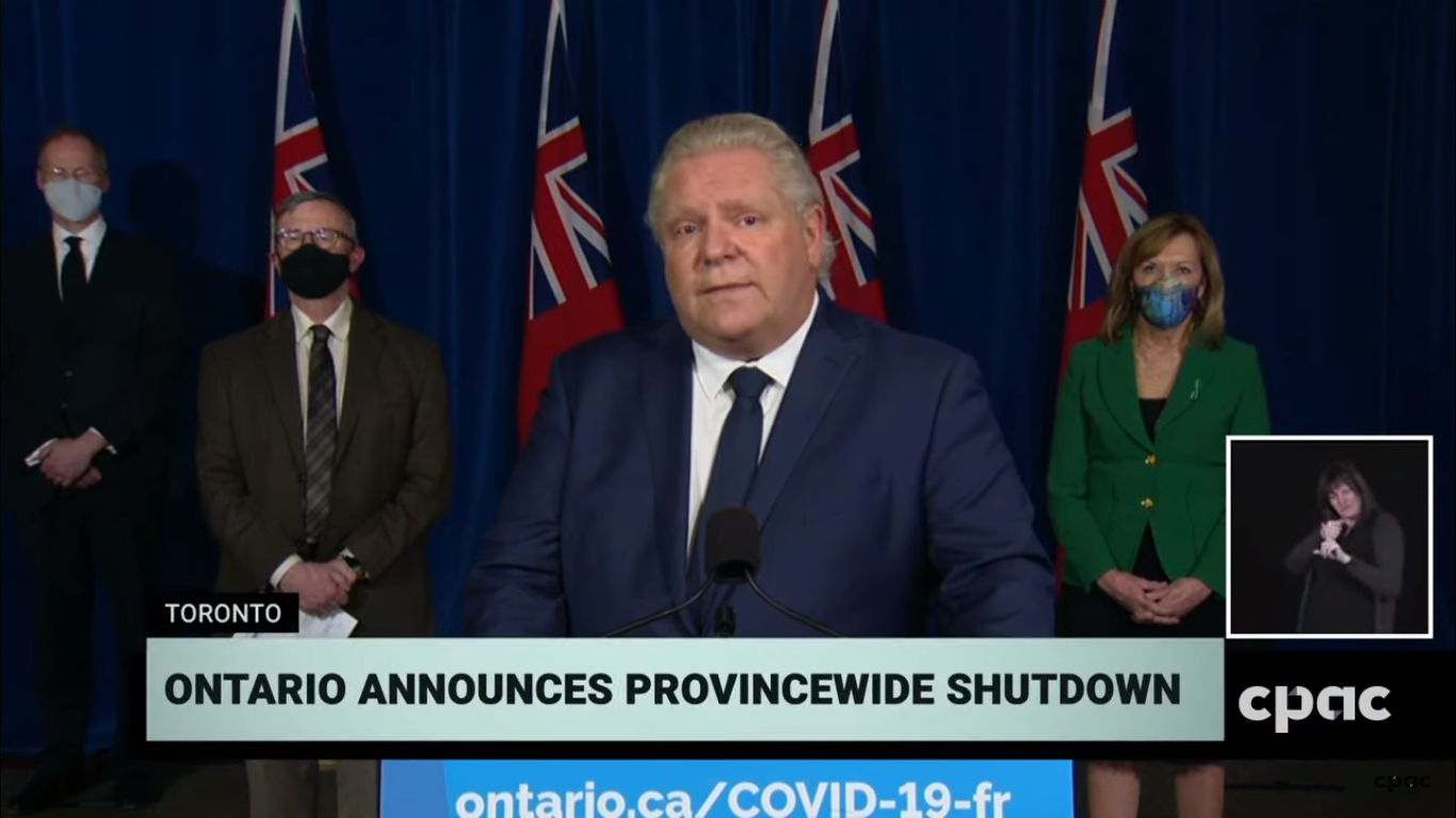 Essential workers anxious Ontario's latest COVID-19 'shutdown' won't protect them