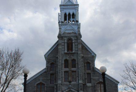 An honour bestowed to St. Finnan's Church