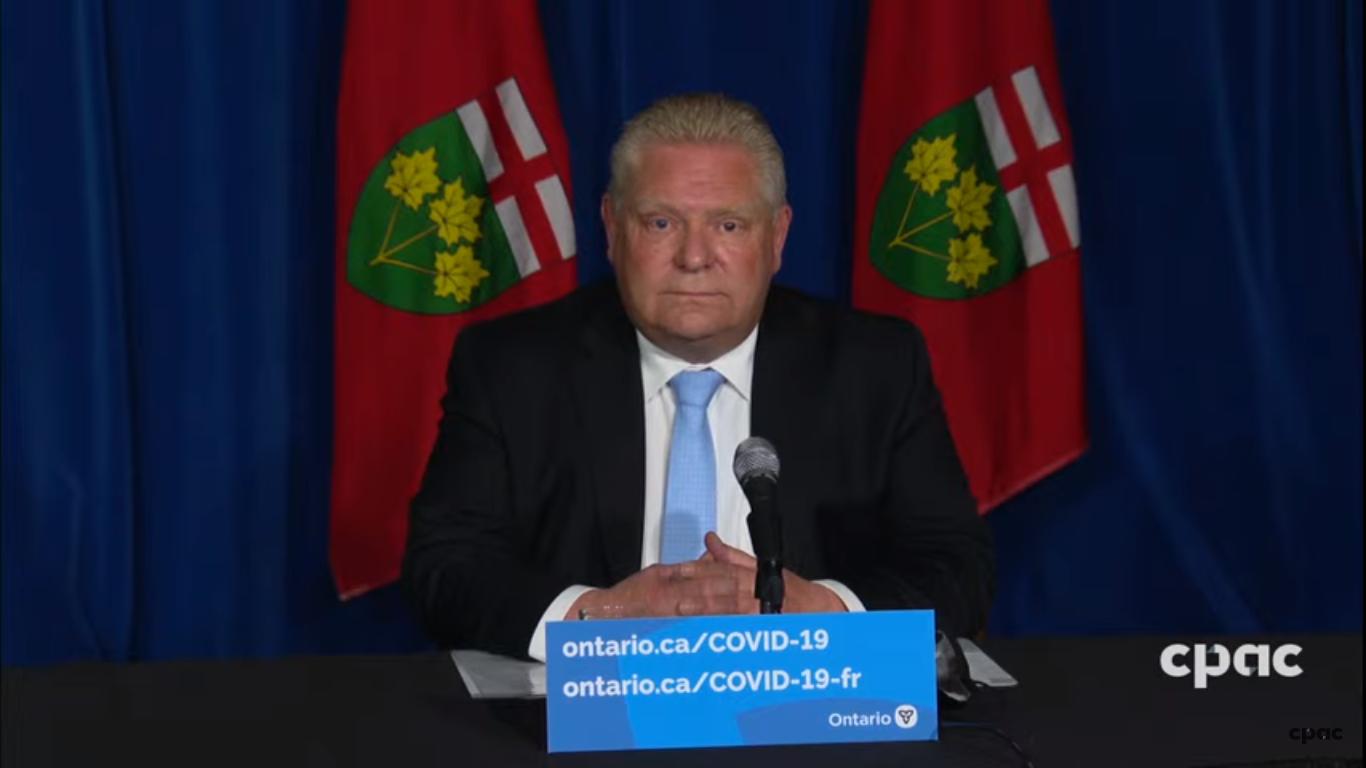 Ontario to enter Step Three of re-opening plan July 16