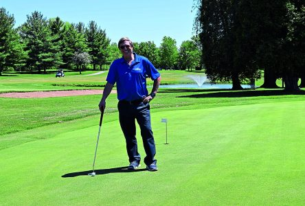Golfers return to the green at Summerheights