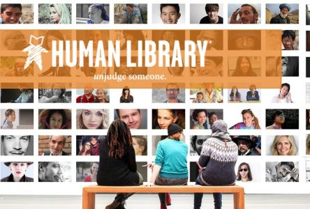 """""""Unjudge someone"""" at SDG Human Library event"""