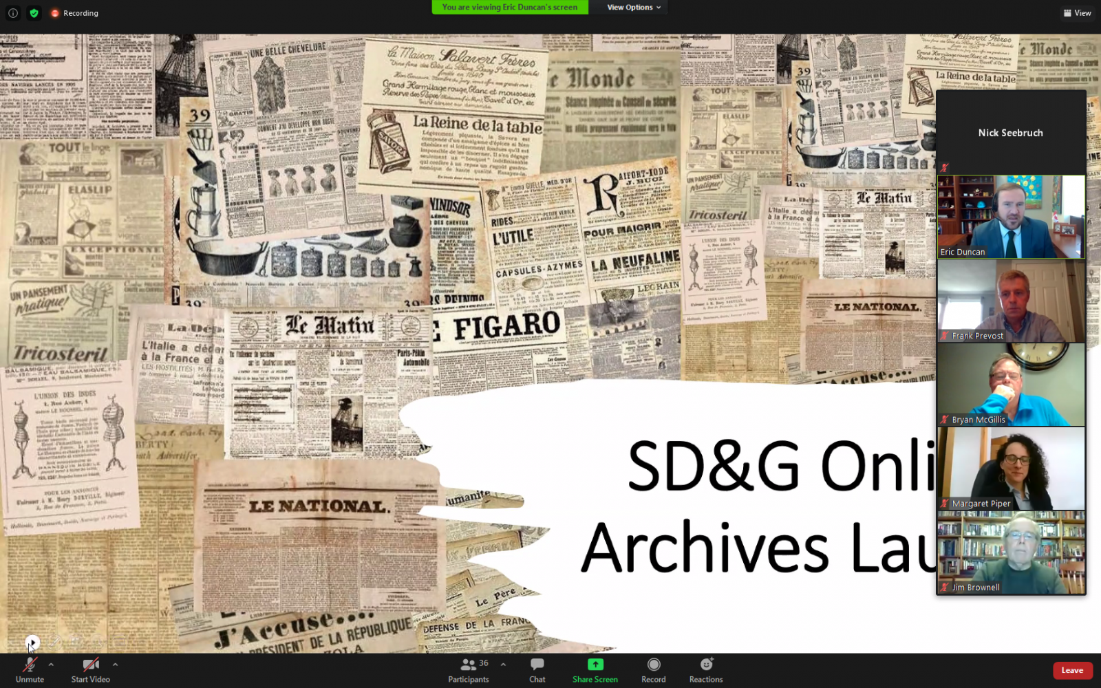 Funding approved for Newspaper Digitization reserve