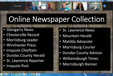 Counties newspaper digitization project launches