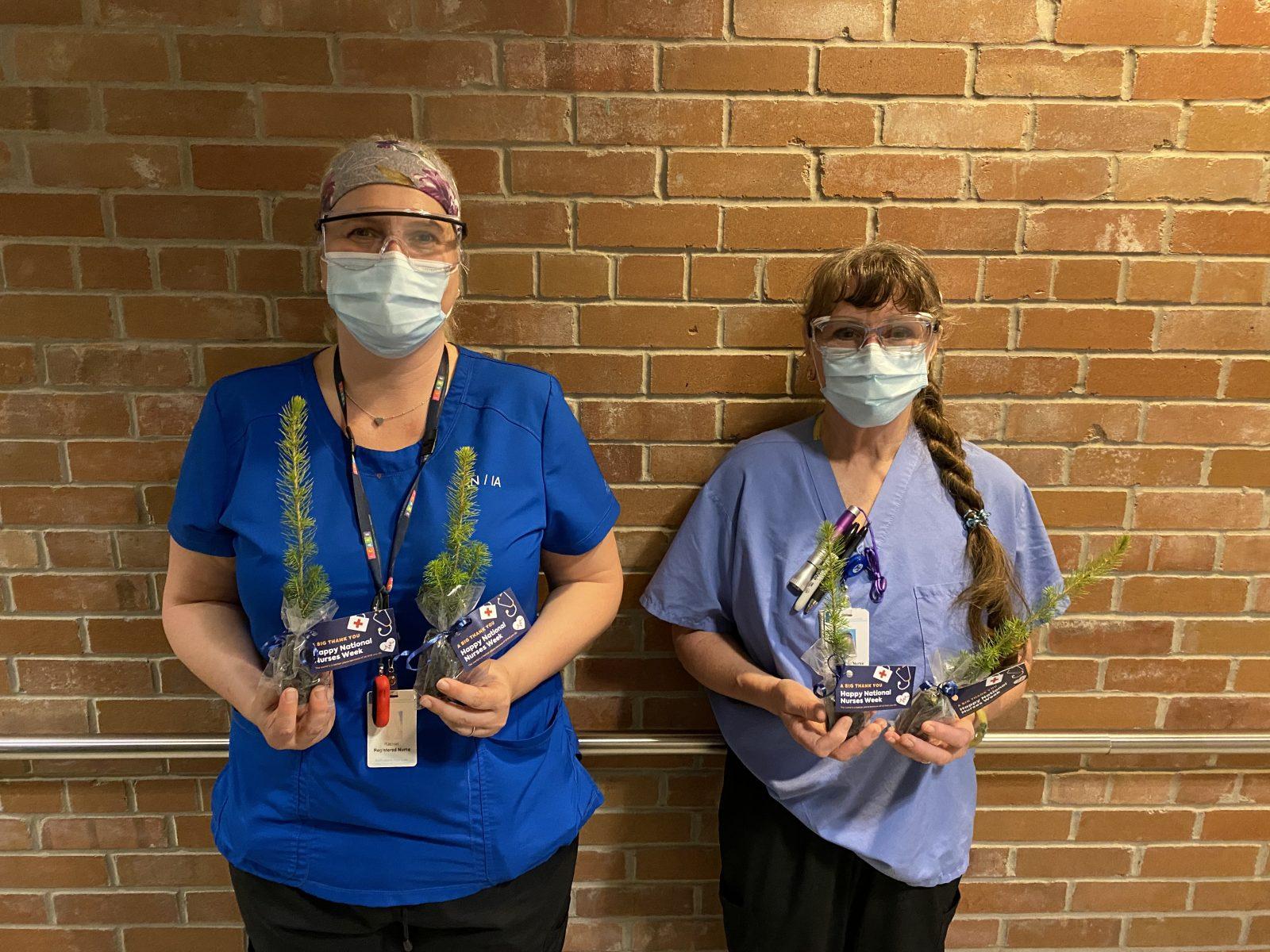 L'HCC célèbre la Semaine nationale des soins infirmiers