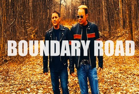Local artist tried his hand at country music with new Boundary Road band