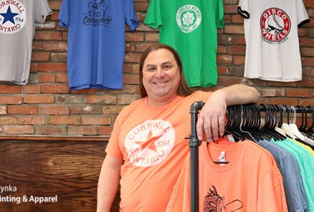 Cornwall T-Shirts Now Available Downtown