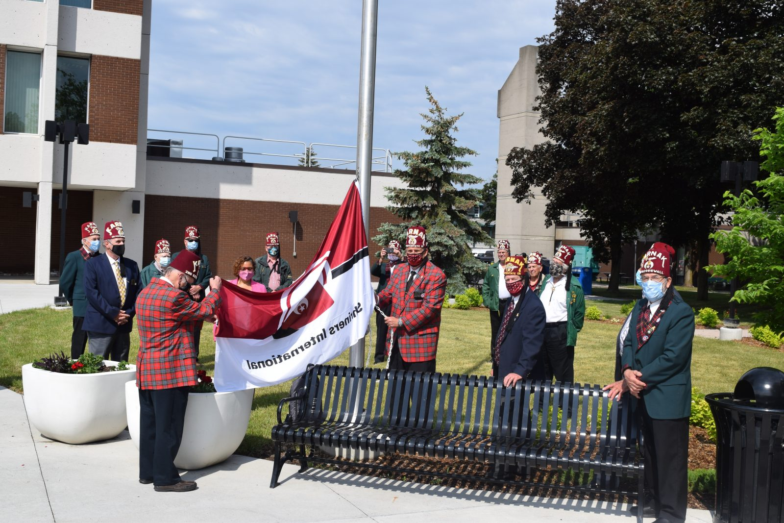 Shriners recognized in Cornwall for International Shriners Day