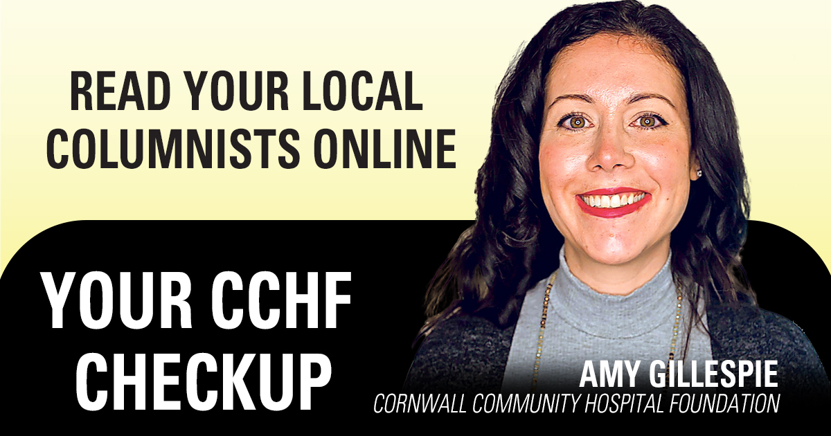 Your CCHF Check-up: 144,000 reasons to say thank you!