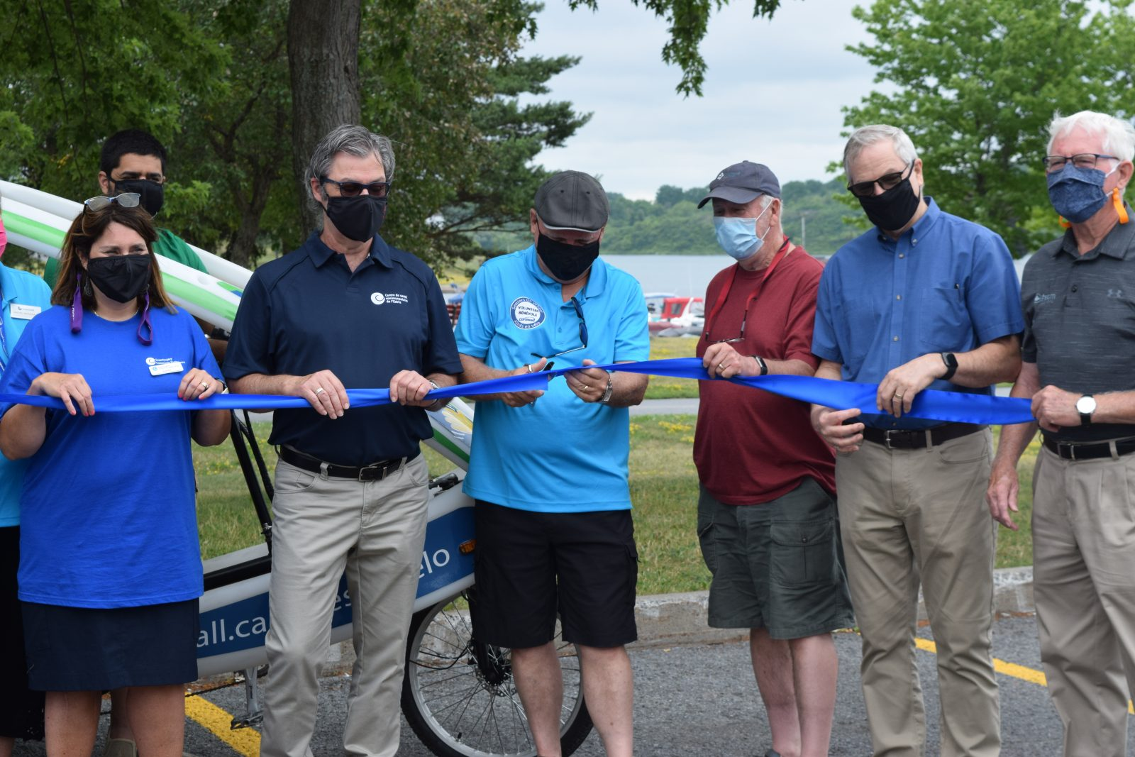 Seniors on Wheels program officially launches