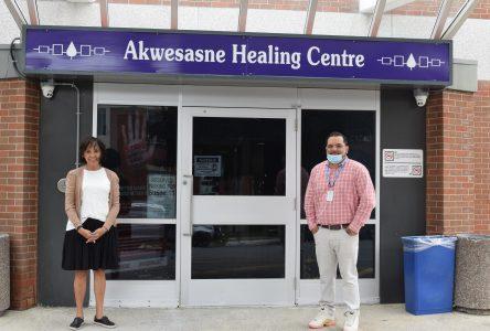 Healing centre prepares to open its doors