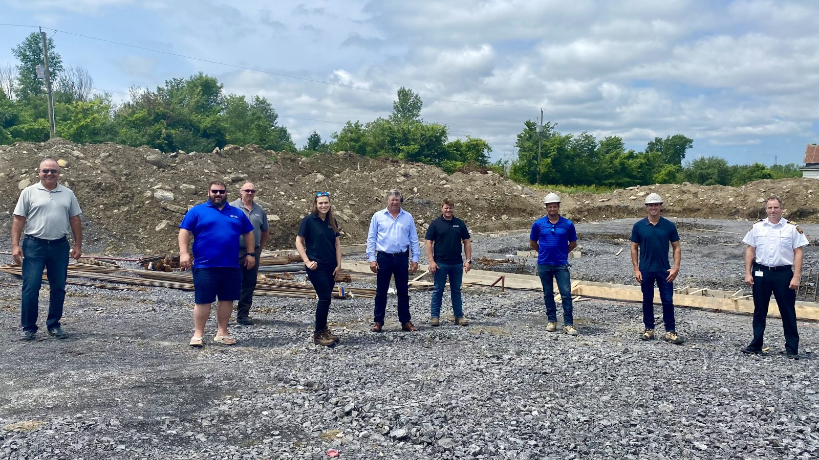 South Glengarry begins work on new Public Works facility