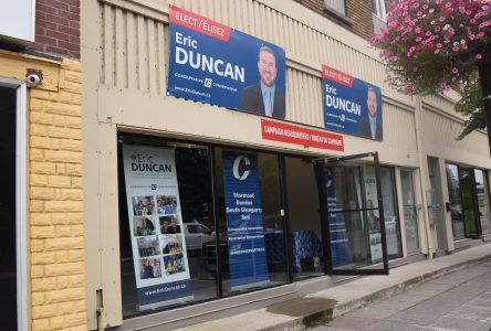 Duncan opens campaign office