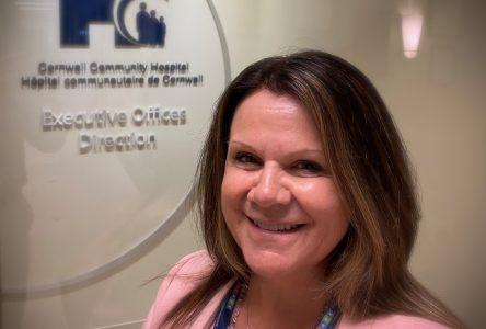 L'HCC accueille une nouvelle vice-présidente des Services aux patients et directrice des soins infirmiers