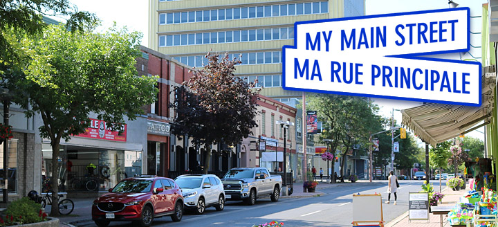 New Program Supports Revitalization of Main Streets