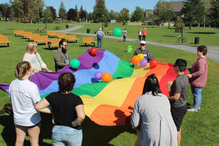 Diversity Cornwall holds end of summer picnic