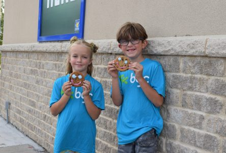 Smile Cookies support Boys and Girls Club