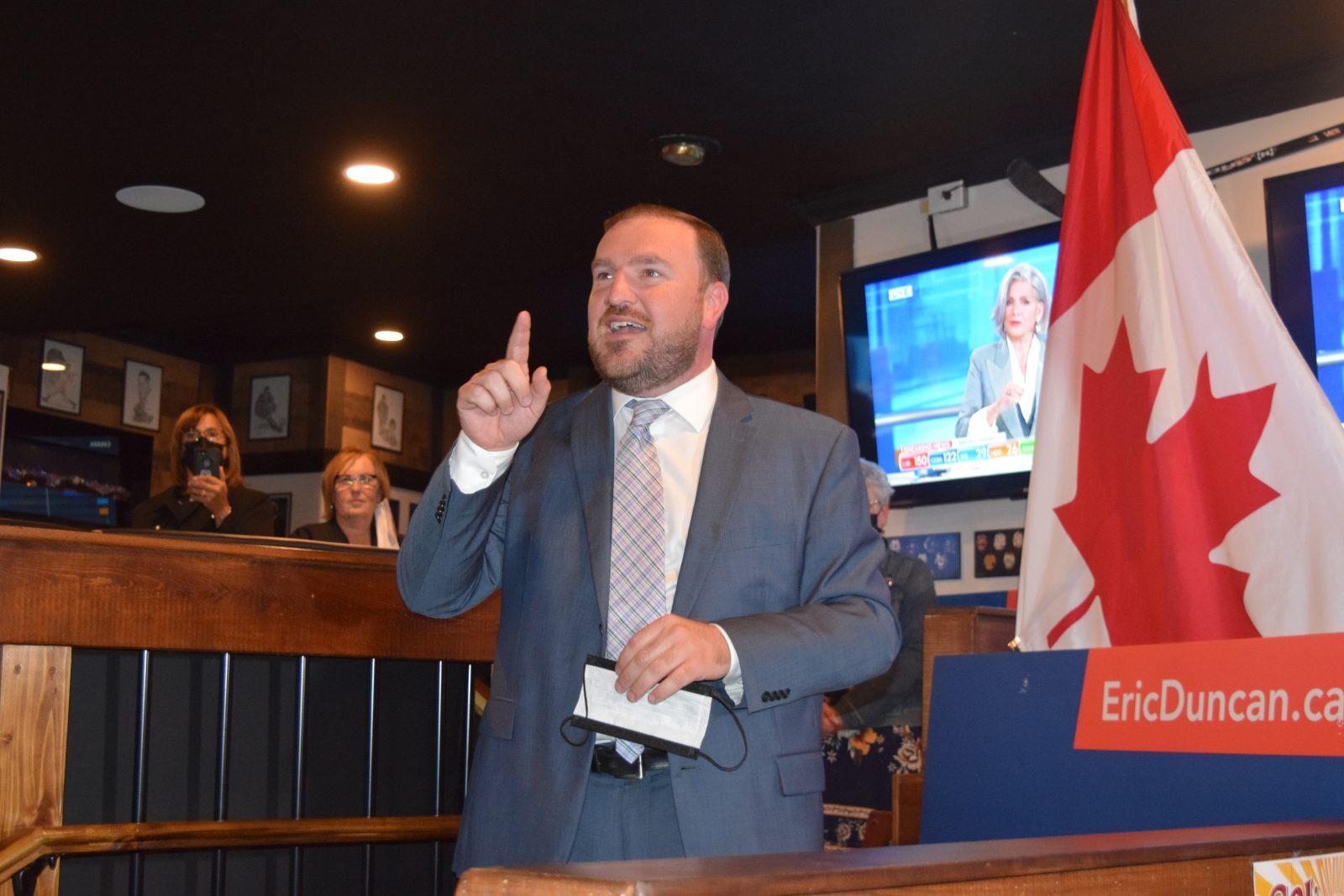 Election 2021: Duncan re-elected; Liberals return with a minority