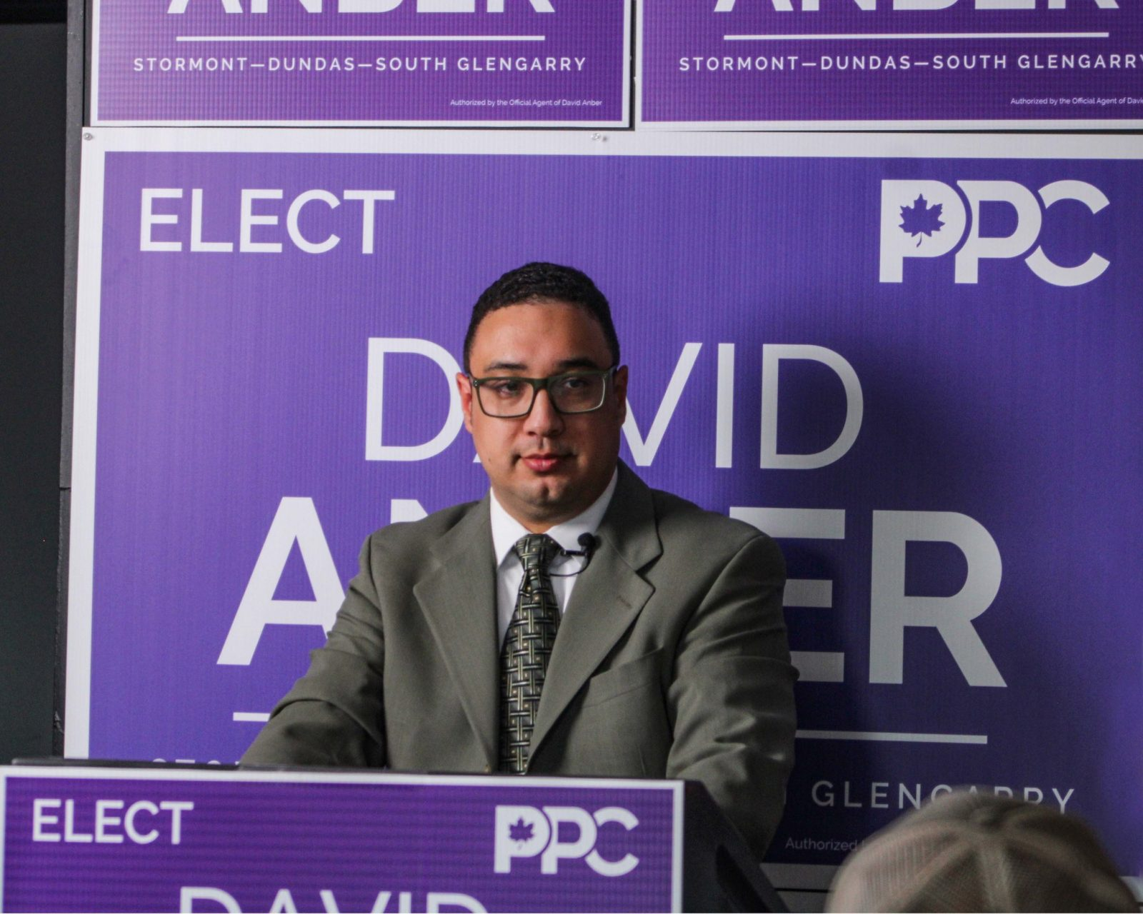 Anber: Conservative party of Canada has 'lost its way'