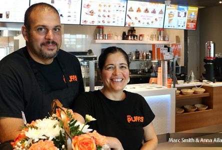 Mr. Puffs opens first Ontario location in Cornwall