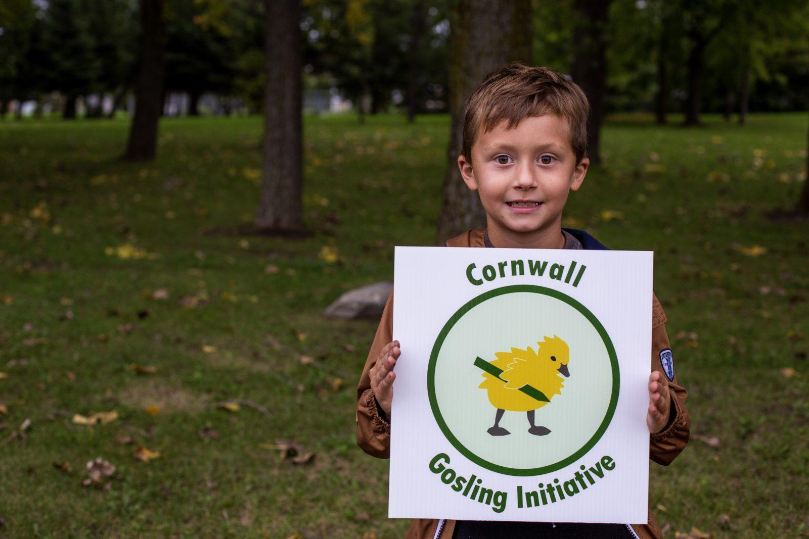 Goslings Initiativefinishesuptheir first Children's Art Contest