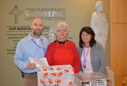 St. Joseph Continuing Care Centre Auxiliary celebrates 75 years