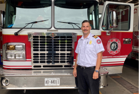 Cornwall Fire Services hires new Deputy Chief