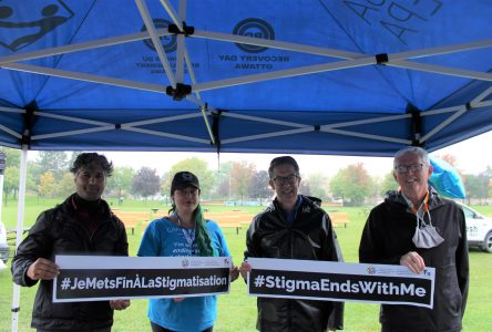 First Recovery Day takes place in Lamoureux Park