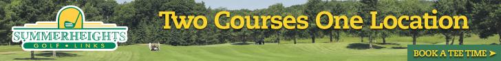 Summerheights Golf, Cornwall, Ontario