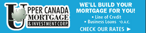 Upper Canada Mortgage, Cornwall, Ontario